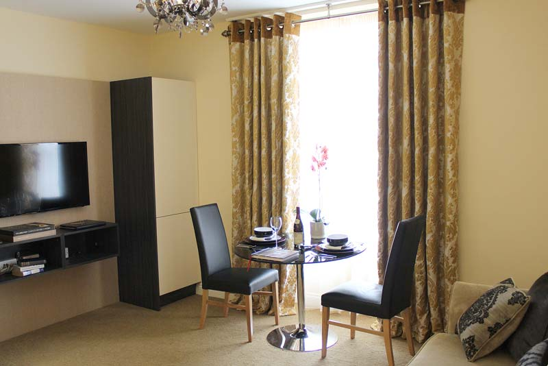 One of our serviced apartments, perfect for both leisure and business stays