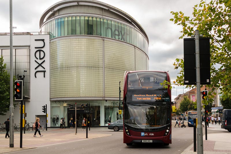 Exeter City Center