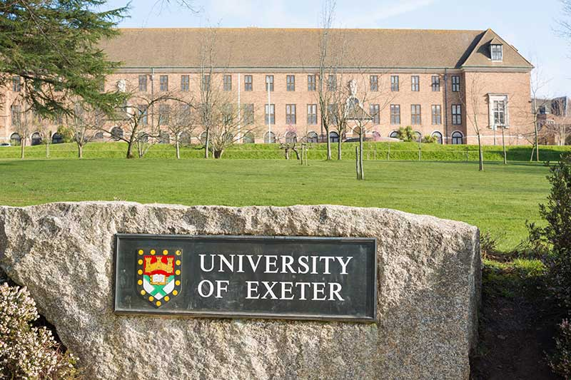 Our business lets are close to Exeter University
