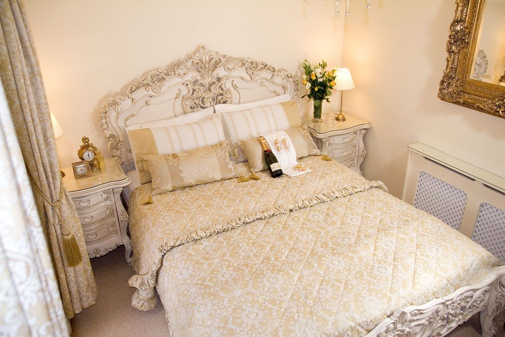 The Richmond Suite makes a perfect holiday apartment in Exeter